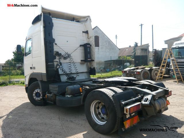 1995 volvo tractor truck wiring volvo fh 12 fh 12/420 1995 standard tractor/trailer unit ...