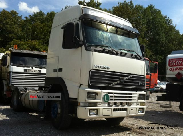 1995 VOLVO FH 12 FH 12/420 Semi-trailer truck Standard tractor/trailer unit photo
