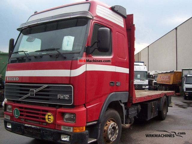 1997 VOLVO FH 12 FH 12/420 Truck over 7.5t Other trucks over 7,5t photo