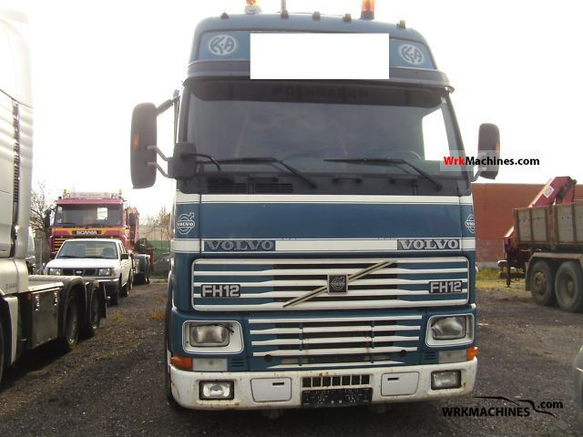 1998 VOLVO FH 12 FH 12/420 Truck over 7.5t Tipper photo