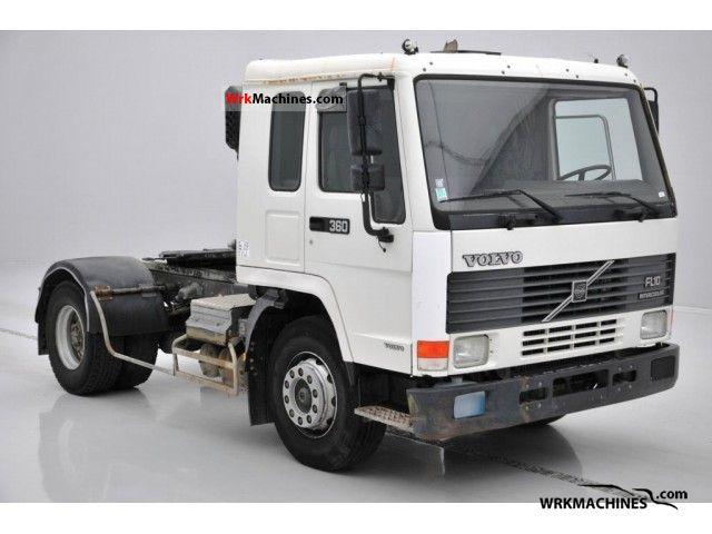 2011 volvo semi truck. Black Bedroom Furniture Sets. Home Design Ideas