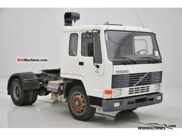 1994 VOLVO F 10 10/320 Semi-trailer truck Standard tractor/trailer unit photo