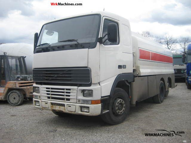1995 VOLVO FH 12 FH 12/380 Truck over 7.5t Tank truck photo