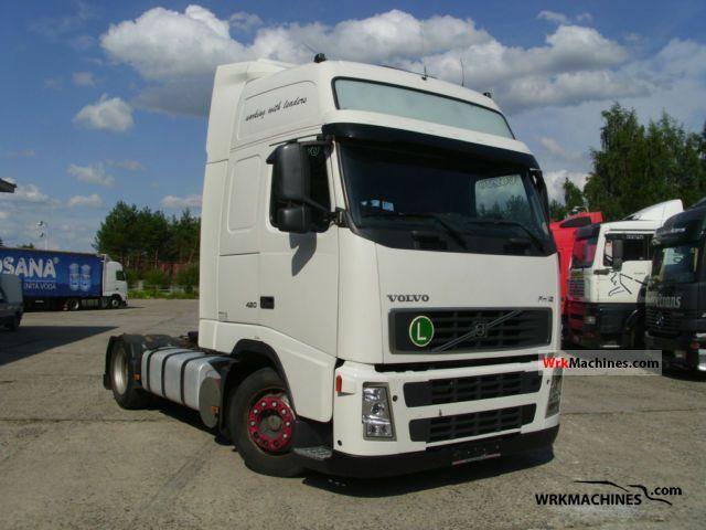 2004 VOLVO FH 12 FH 12/420 Semi-trailer truck Volume trailer photo