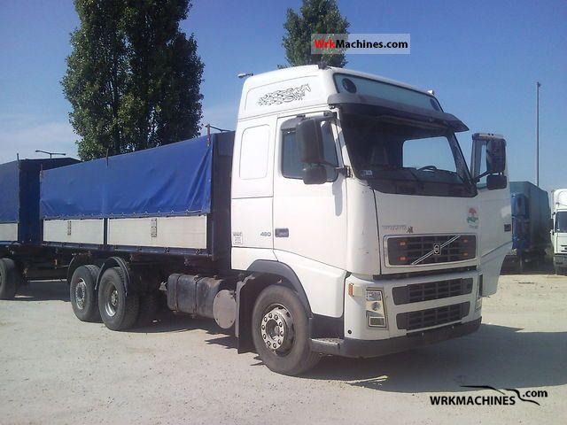 2002 VOLVO FH 12 FH 12/420 Truck over 7.5t Grain Truck photo