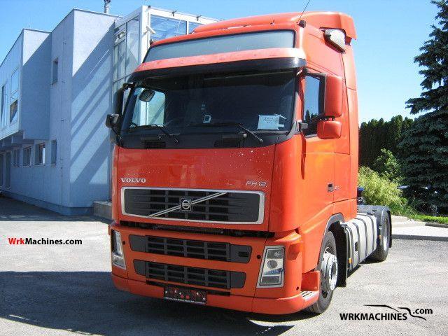 2005 VOLVO FH 12 FH 12/420 Semi-trailer truck Standard tractor/trailer unit photo