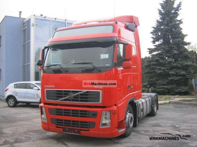 2005 VOLVO FH 12 FH 12/420 Semi-trailer truck Other semi-trailer trucks photo
