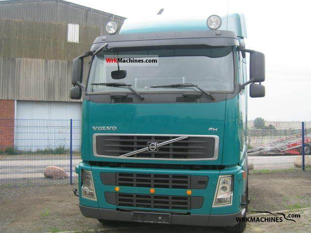 2006 VOLVO FH 400 Semi-trailer truck Standard tractor/trailer unit photo