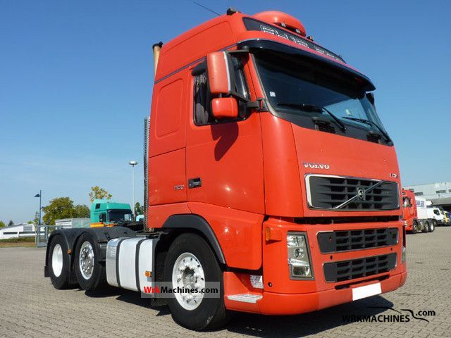2004 VOLVO FH 16 FH 16/550 Semi-trailer truck Heavy load photo