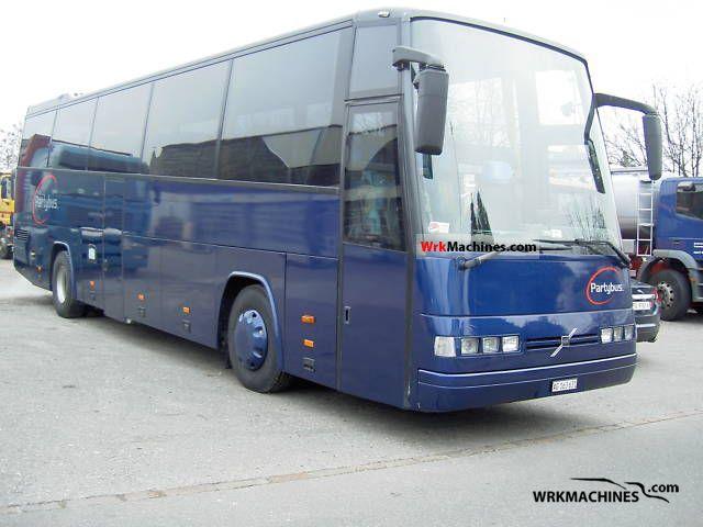 1998 VOLVO B 12 B 12 Coach Coaches photo
