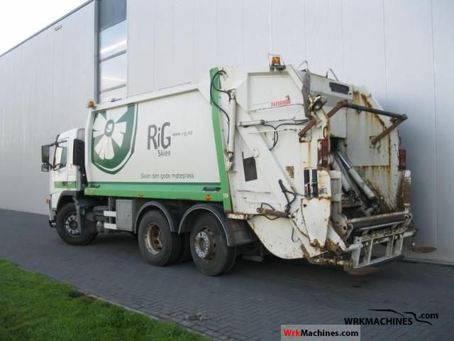 2003 VOLVO FM 9 FM 9/340 Truck over 7.5t Refuse truck photo