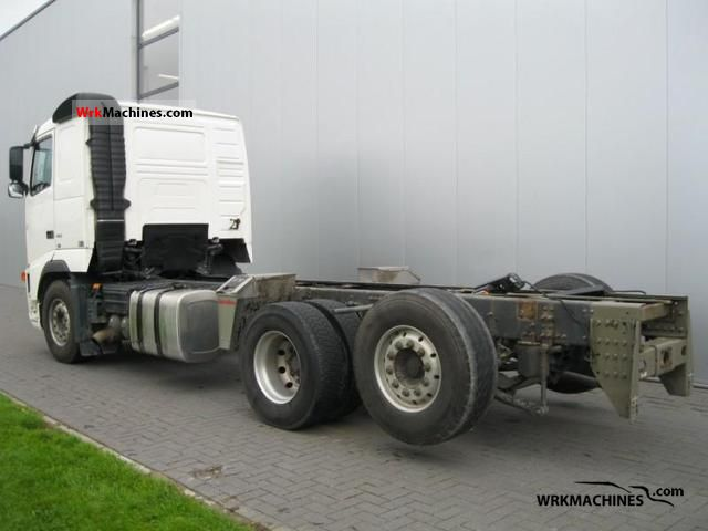 2006 VOLVO FH 480 Truck over 7.5t Chassis photo