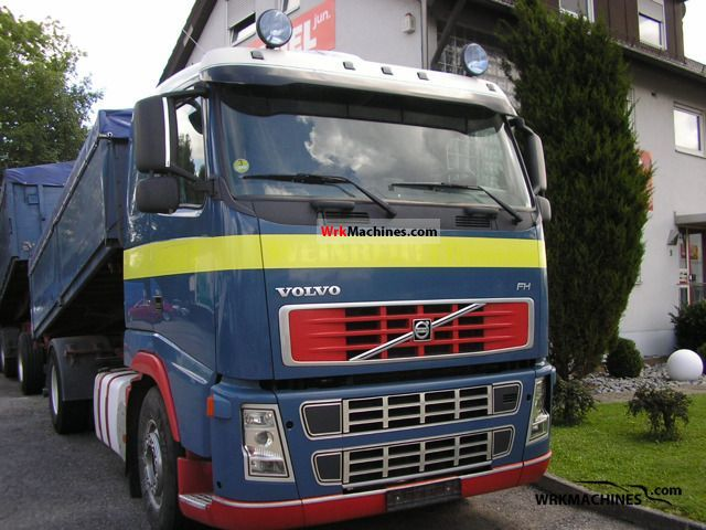 2006 VOLVO FH 440 Truck over 7.5t Tipper photo