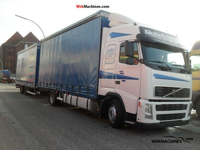 2006 VOLVO FH 12 FH 12/420 Truck over 7.5t Jumbo Truck photo