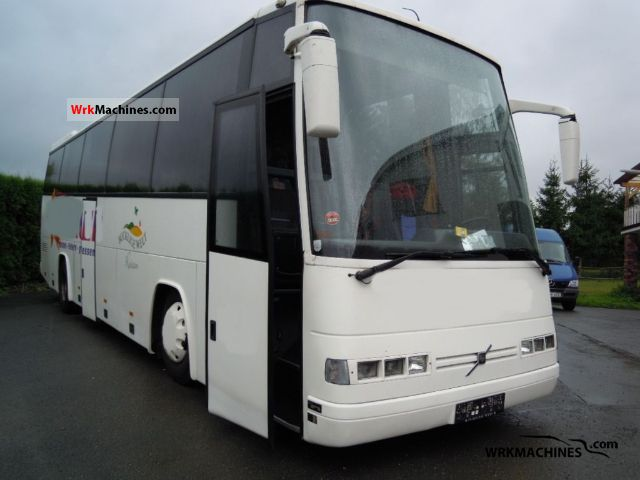 1999 VOLVO B 12 B 12 Coach Coaches photo