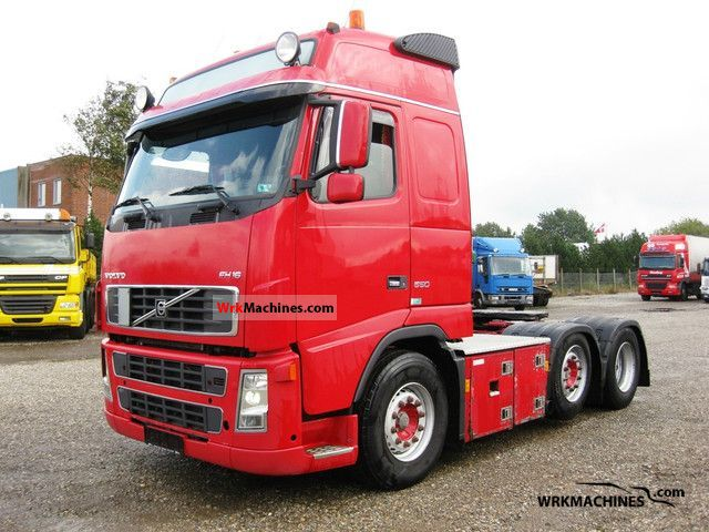 2005 VOLVO FH 16 FH 16/550 Semi-trailer truck Standard tractor/trailer unit photo
