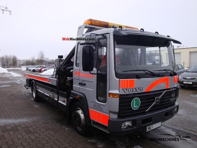 Volvo fl6 specifications
