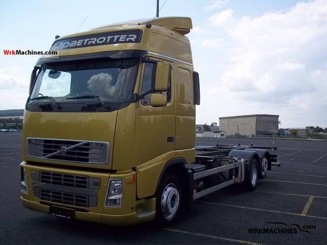2006 VOLVO FH 440 Truck over 7.5t Chassis photo