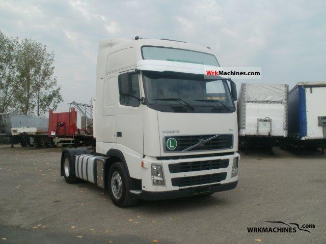 2007 VOLVO FH 480 Semi-trailer truck Standard tractor/trailer unit photo