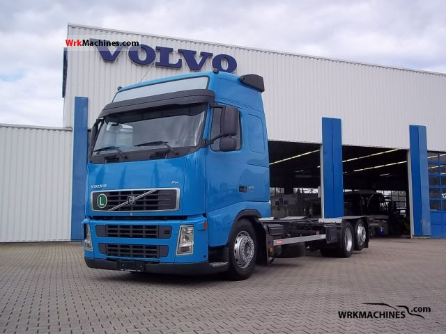2006 VOLVO FH 400 Truck over 7.5t Chassis photo
