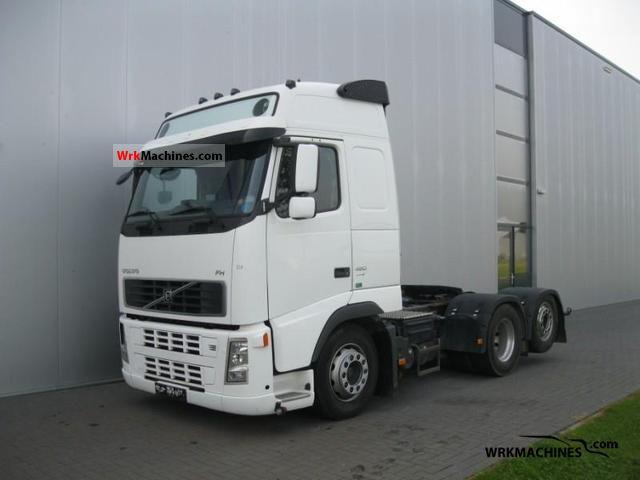 2007 VOLVO FH 480 Semi-trailer truck Heavy load photo