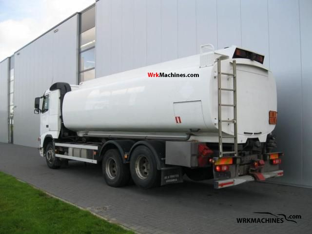 2005 VOLVO FH 12 FH 12/460 Truck over 7.5t Tank truck photo
