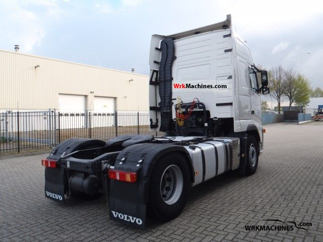 2008 VOLVO FH 480 Semi-trailer truck Standard tractor/trailer unit photo