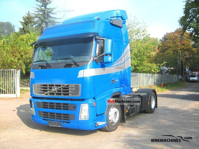 2008 VOLVO FH 400 Semi-trailer truck Standard tractor/trailer unit photo