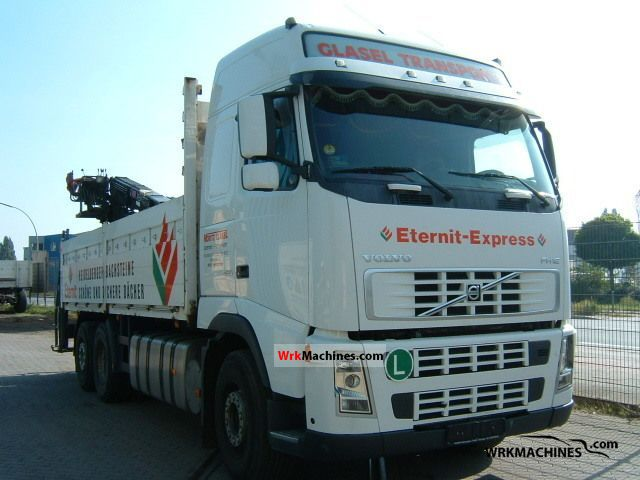 2005 VOLVO FH 12 FH 12/460 Truck over 7.5t Truck-mounted crane photo