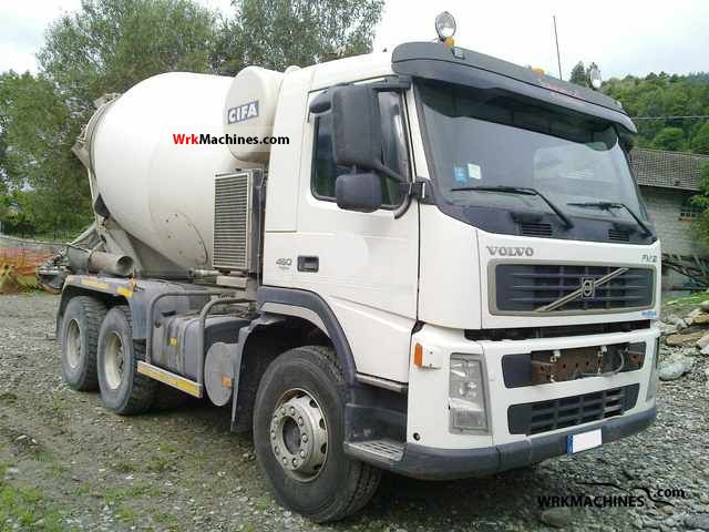 2006 VOLVO FH 12 12/460 Truck over 7.5t Cement mixer photo