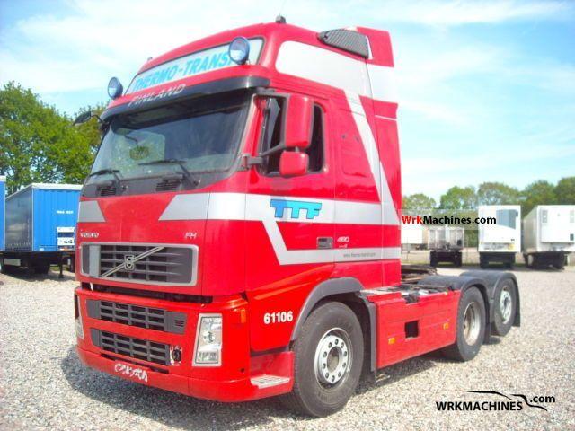 2008 VOLVO FH 480 Semi-trailer truck Heavy load photo