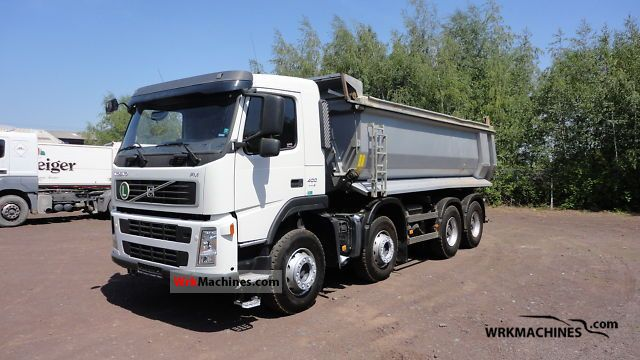 2008 VOLVO FH 400 Truck over 7.5t Tipper photo