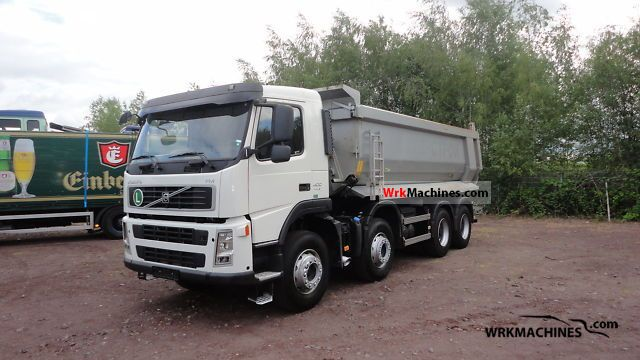 2007 VOLVO FH 400 Truck over 7.5t Tipper photo