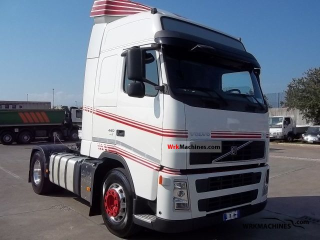 Volvo Fh 440 2008 Other Semi