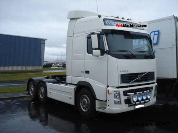 2006 VOLVO FH 480 Van or truck up to 7.5t Box photo
