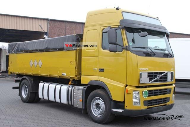 2008 VOLVO FH 440 Truck over 7.5t Tipper photo