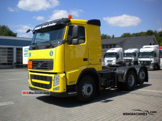 2009 VOLVO FH 440 Semi-trailer truck Heavy load photo