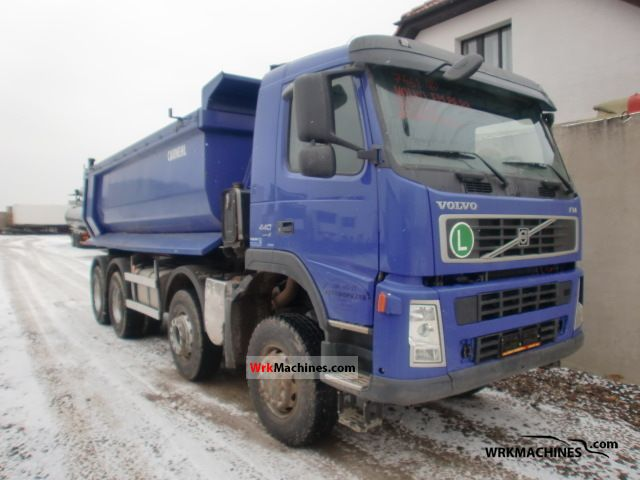 2007 VOLVO FH 440 Truck over 7.5t Tipper photo